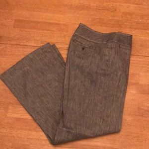 WHBM Legacy lined pants